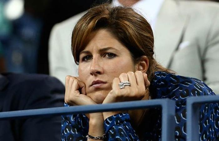 Mirka the heckler ....